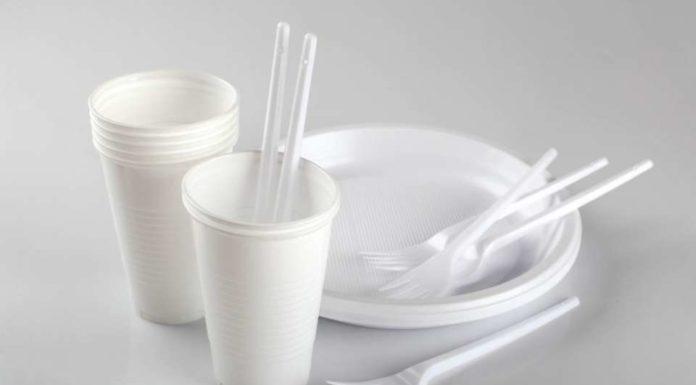 Ue, stop entro 6 anni a cotton fioc, piatti e posate di plastica