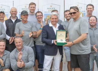 Rolex Capri Sailing Week, cerimonia di premiazione in piazzetta