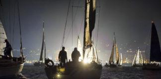 Rolex Capri Sailing Week, Tre Golfi: partita ieri la prima regata
