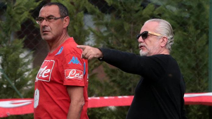 Calcio Napoli, Sarri: