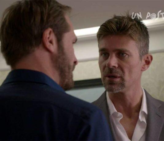 Un Posto al Sole, anticipazioni puntata del 14 dicembre: Valerio vuole salvare Alberto