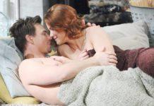Beautiful, anticipazioni di oggi venerdì 29: Liam bacia Sally
