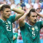 Mondiali 2018, la Germania campione uscente eliminata ai gironi