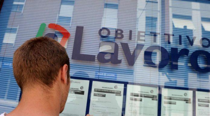 Lavoro: 1,3 milioni di nuovi contratti in tutta Italia entro agosto