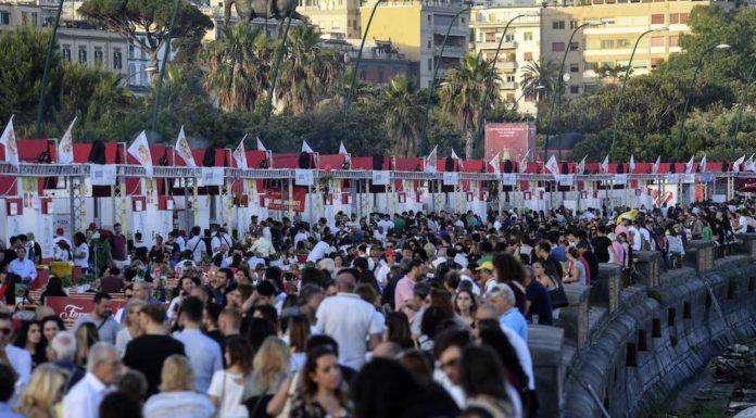 Napoli Pizza Village, si conclude con oltre un milione i visitatori