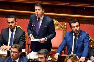 """Renzi: """"Conte avrà sempre nostro rispetto, ma non la nostra fiducia"""""""