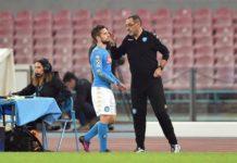 Calciomercato Napoli, Sarri vuole portare Mertens al Chelsea