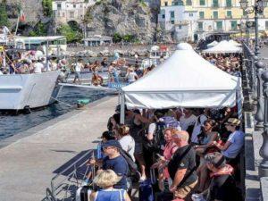 Turismo, boom di presenze in Campania per il weekend del 2 giugno