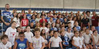 Nuoto, stadio Albricci: festa per la consegna delle borse di studio