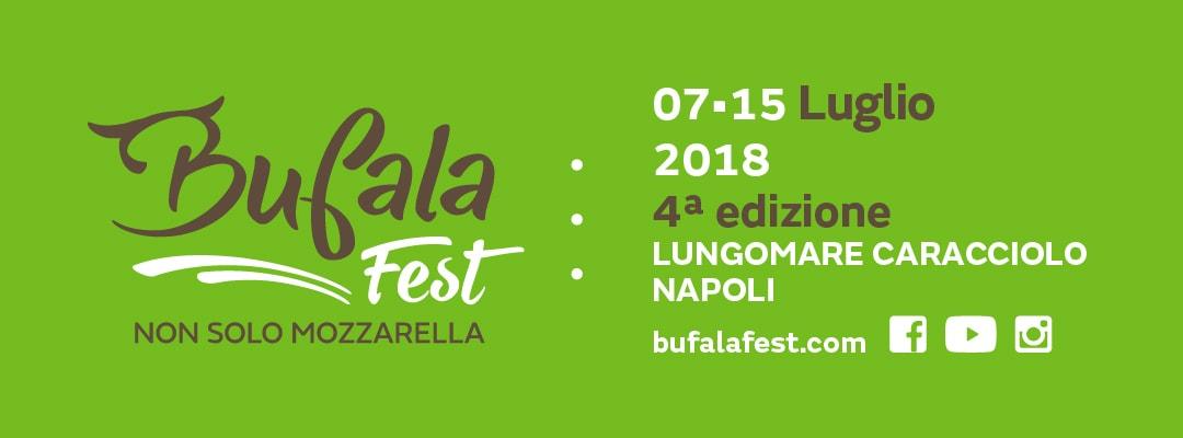 Bufala Fest, Fratelli la Bufala sarà il main sponsor