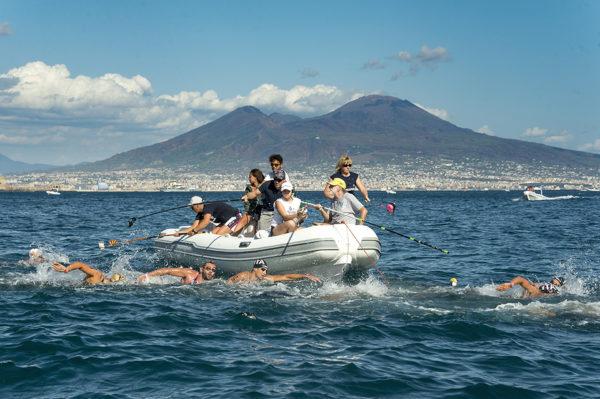 Capri-Napoli: grande vittoria di Arianna Bridi