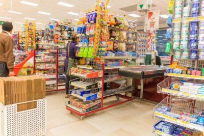 Pompei: Due arresti per doppio furto in un supermercato