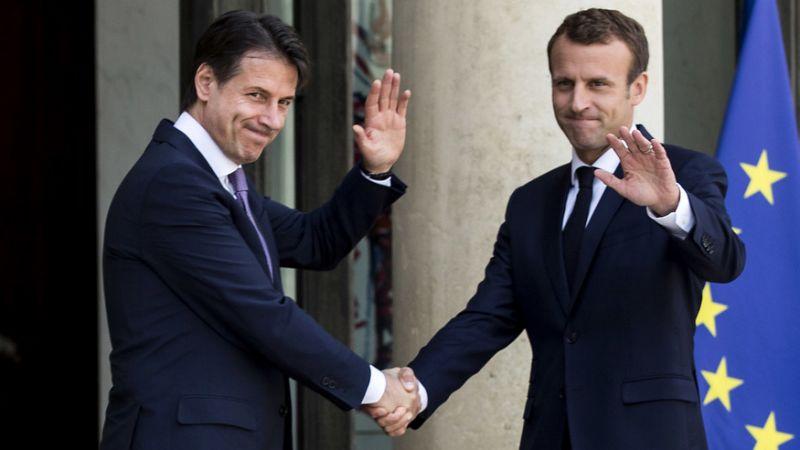 Francia-Italia, Macron non si scusa e Conte annulla il viaggio a Parigi