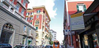 Napoli, Corso Vittorio Emanuele: restyling al via lunedì 18 giugno