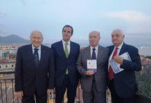 Panathlon Napoli, festeggiati i 65 anni. Premiati tre olimpici