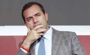"""Stadio San Paolo, de Magistris: """"Inizio dei lavori dopo Pino è"""""""