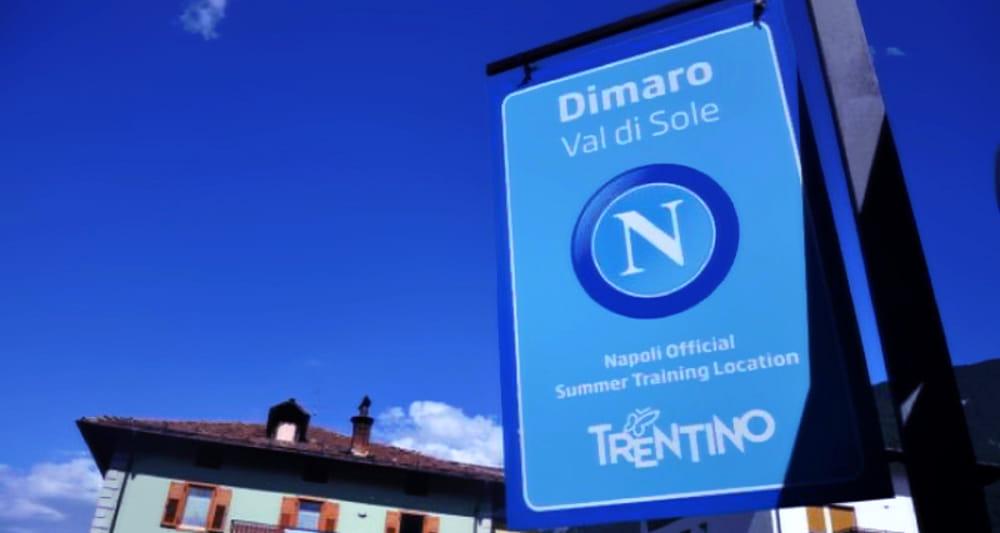 Calcio Napoli, torna il ritiro a Dimaro: ecco le date
