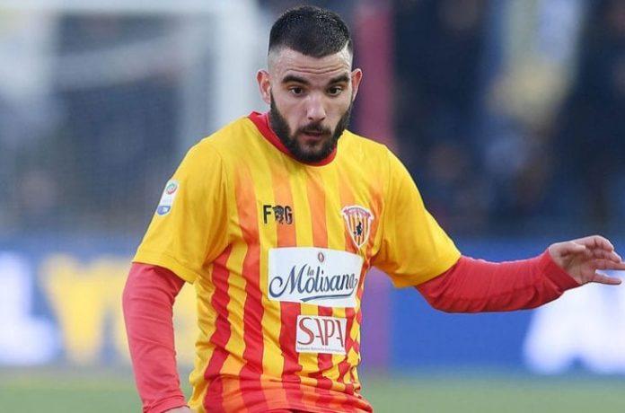 Benevento Calcio, Atalanta, Sassuolo e Milan su Brignola. Sagna va via