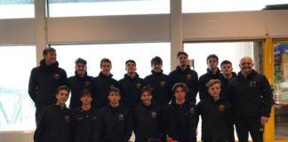 La Canottieri Napoli a Roma per le semifinali Campionato Nazionale Under 17