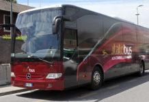 Parte Italobus, collegherà Caserta alla stazione dell'Alta Velocità di Afragola