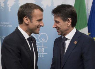 Nave Aquarius, Macron chiama Conte: rientrata crisi Francia-Italia