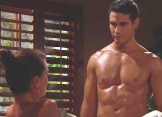 Beautiful, anticipazioni: Sheila convince Mateo a sedurre Quinn