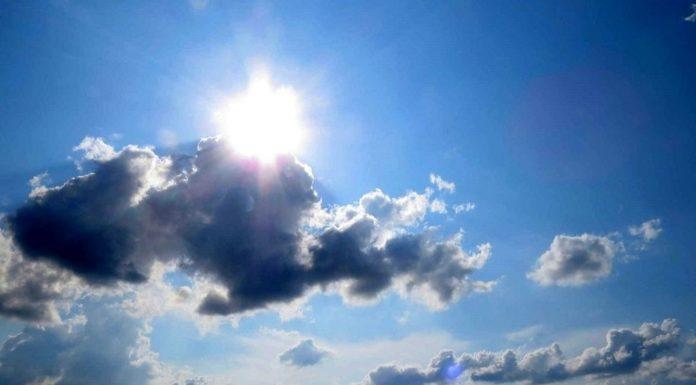 Meteo Campania, le previsioni dal 31 agosto al 4 settembre