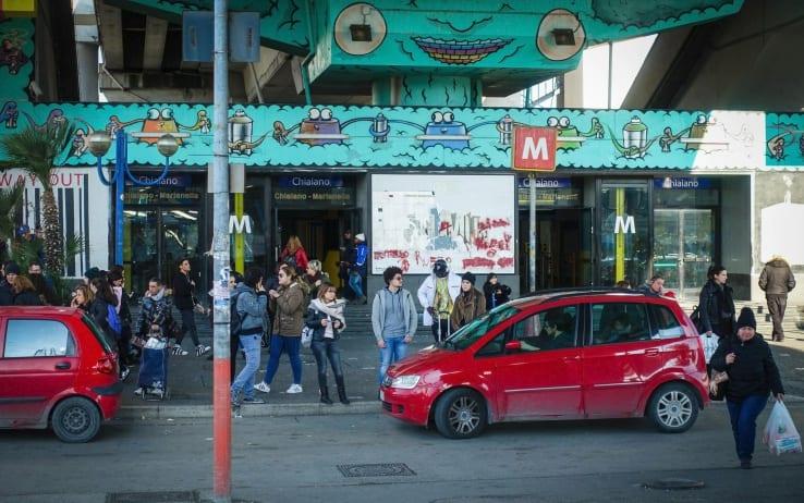 Napoli: potenziato il servizio Anm nel quartiere Marianella