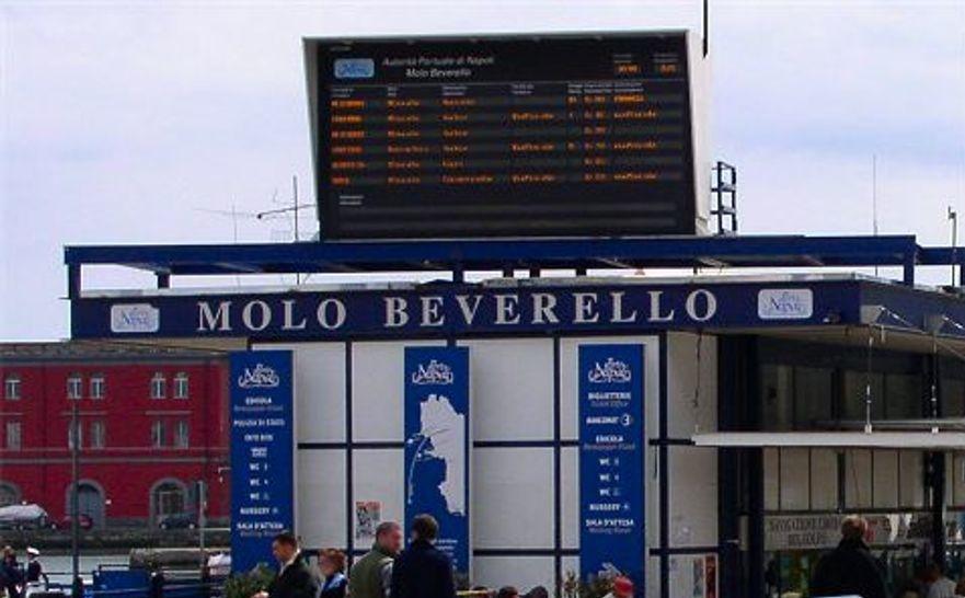 Caos biglietteria Molo Beverello, Lembo accusa: