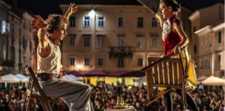 Al via il Napoli Strit Festival con Aluei a Piazza Dante