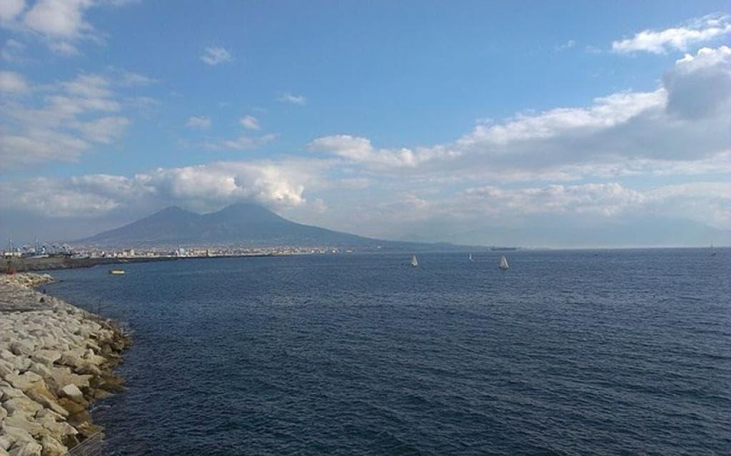 Meteo Campania, caldo africano: temperature fino a 27°