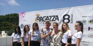 Ragazza We Can Dance 2018, prima tappa al centro Neapolis