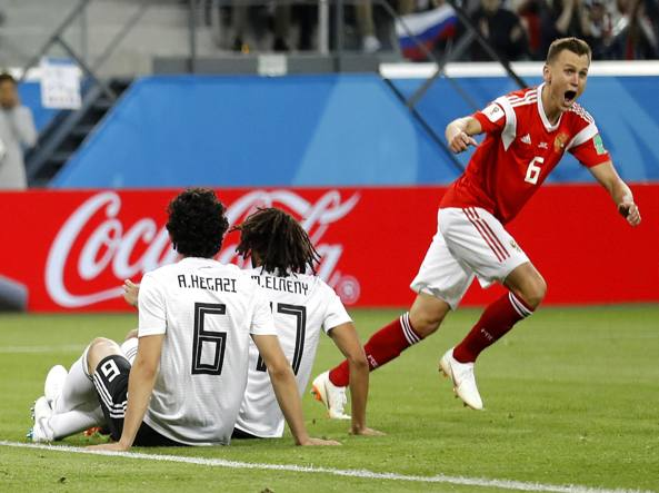 Mondiali 2018: bene Giappone, Senegal e Russia. Egitto fuori