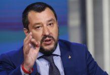 """Migranti, Salvini: """"Sentirmi in colpa? Meno partono, meno muoiono"""""""