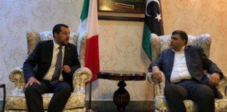 """Salvini: """"Hotspot per migranti nel sud della Libia"""". Tripoli: """"Mai da noi"""""""