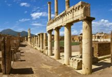 Scavi di Pompei: fasce orarie e controlli, le due fasi della ripartenza