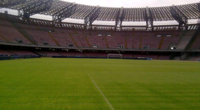 Stadio San Paolo, il progetto definitivo: ci saranno sediolini azzurri