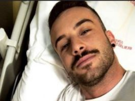 Amici, il ballerino Andreas Muller ricoverato in ospedale