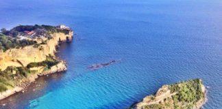 Napoli, Posillipo: bonifica conclusa per la Baia Trentaremi