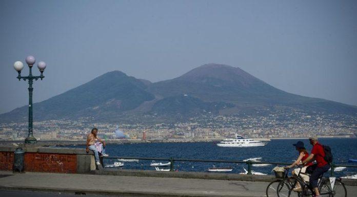 Meteo Napoli, durante il weekend torna il caldo estivo