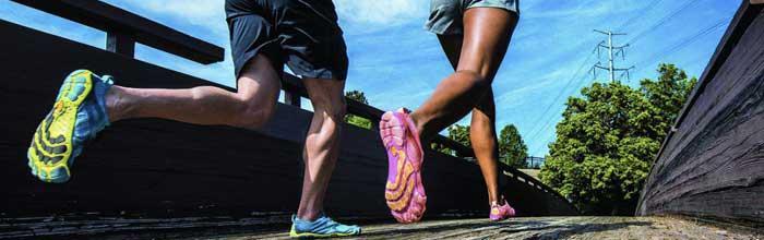 Running, le scarpe massimaliste sono la causa di gravi lesioni