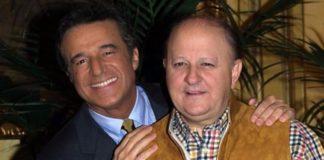 """De Sica e Boldi: """"Non abbiamo mai litigato"""""""