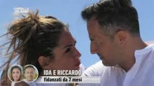 Temptation Island 5, ecco le dichiarazioni di Ida Platano e Riccardo Guarnieri