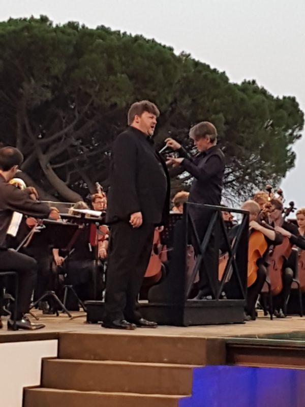 Esa-Pekka Salonen ha inaugurato il Ravello Festival 2018