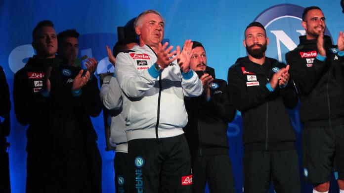 Calcio Napoli: terminato il ritiro a Dimaro, Ancelotti soddisfatto