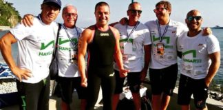 Nuoto, Canottieri Napoli quarta assoluta e seconda nella staffetta