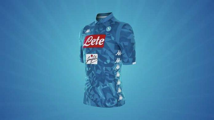 Calcio Napoli: presentata la nuova maglia 2018 2019