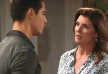 Beautiful, anticipazioni dal 23 al 27 luglio: Sheila esce di scena