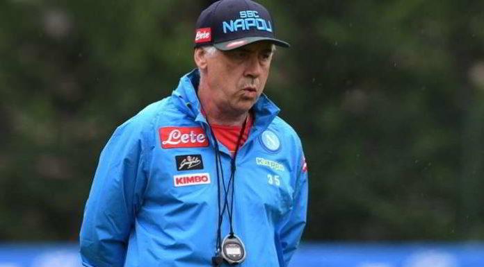 Calcio Napoli, da domani azzurri in ritiro a Castel Volturno