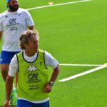 'Diego Dominguez Rugby Camp', con 40 giovani rugbisti in campo